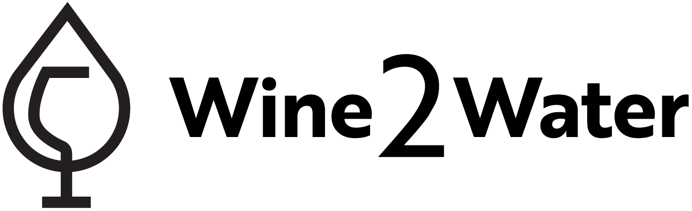 Get involved via Wine2Water